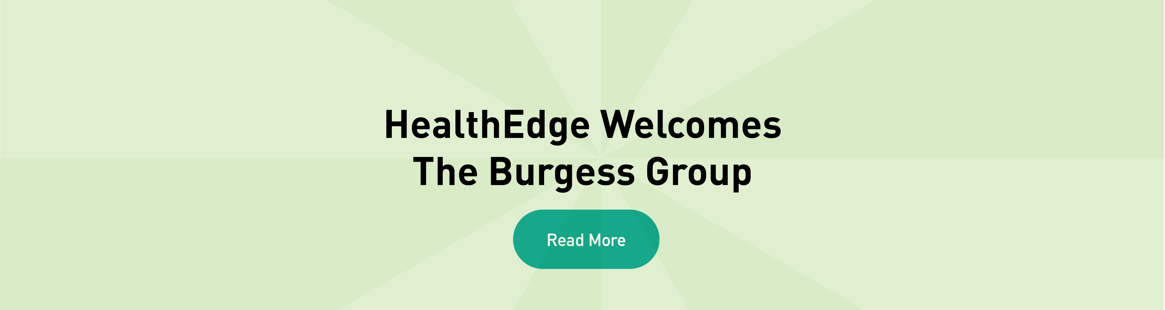 HealthEdge Acquired The Burgess Group